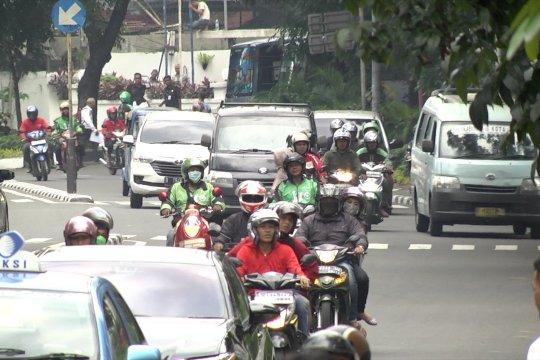 Pengesahan tarif ojek daring seluruh Indonesia