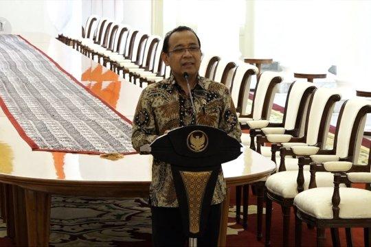 Pertimbangan presiden tunjuk Hanif Dhakiri Plt Menpora