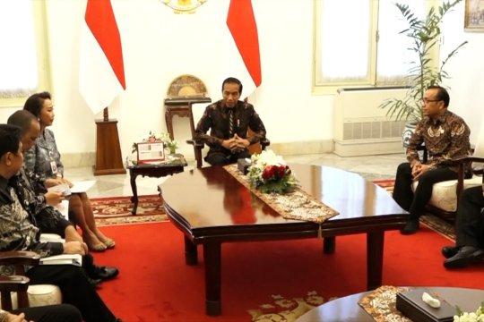 Presiden tak akan tergesa-gesa serahkan 10 nama capim KPK ke DPR RI