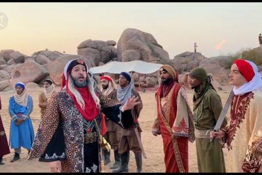 Tradisi Saudi merawat sejarah Arab kuno di Festival Souk Okaz