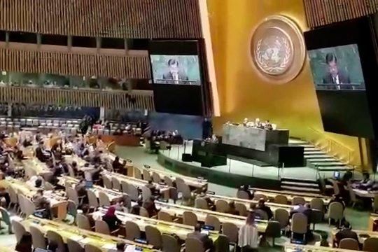 Indonesia serukan jaga multilaterisme untuk dunia yang damai