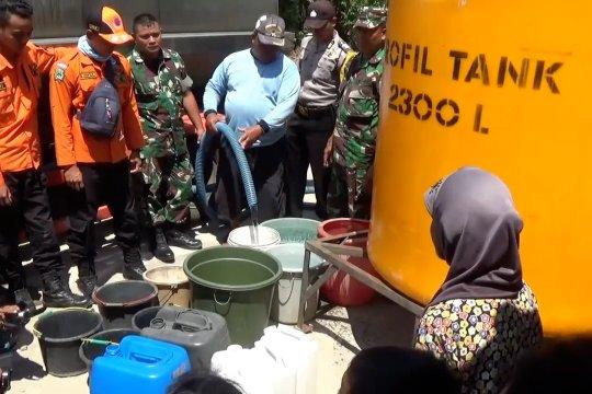 Kekeringan meluas, 6000 warga Magetan krisis air bersih