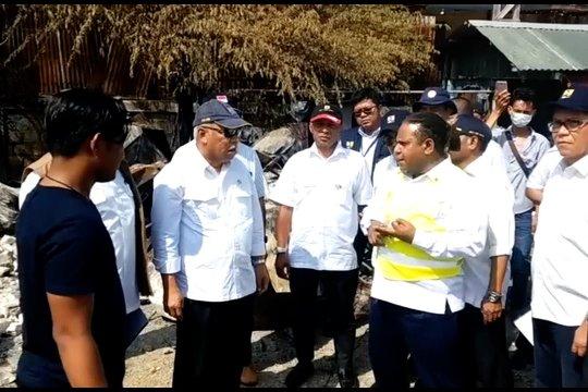 Menteri PUPR siapkan Rp100 miliar untuk pemulihan Papua
