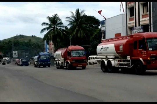 Pertamina sudah salurkan BBM di Jayapura