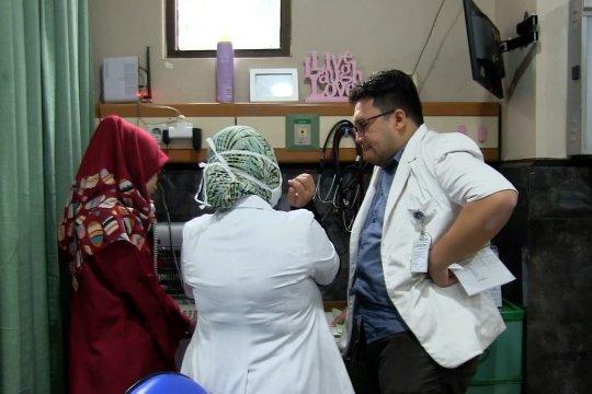 WNA asal Korsel alami luka bakar 35 persen