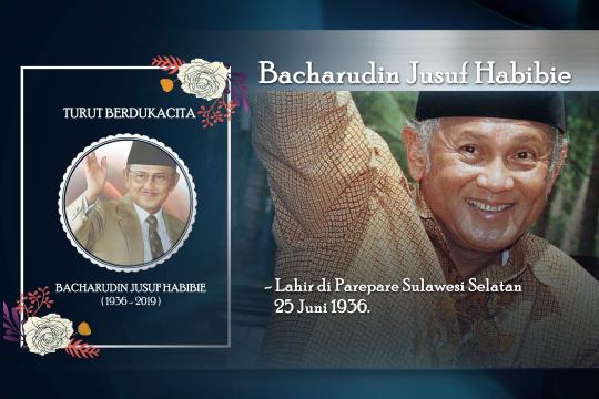 BJ Habibie Wafat - Selamat jalan Bapak Teknologi Indonesia