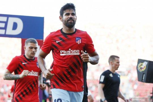 Klub Qatar gelar pertemuan dengan Atletico untuk dapatkan Diego Costa