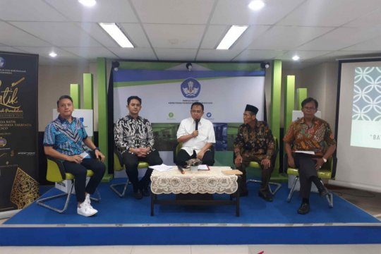 Komunitas batik rayakan satu dasawarsa batik warisan tak benda UNESCO