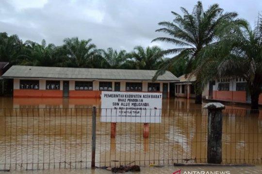 BPBD: Aceh Barat berpotensi banjir karena tingginya curah hujan