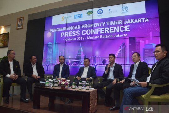 Bentuk komite, enam perusahaan segera kembangkan timur Jakarta