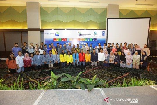 Bappenas-UNDP ajak kaum muda bangun SDA kelautan berkelanjutan