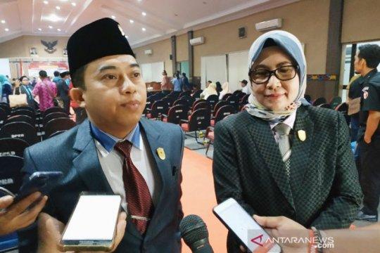 Anggota DPRD Kotim sesalkan kepala daerah tak hadiri pelantikan