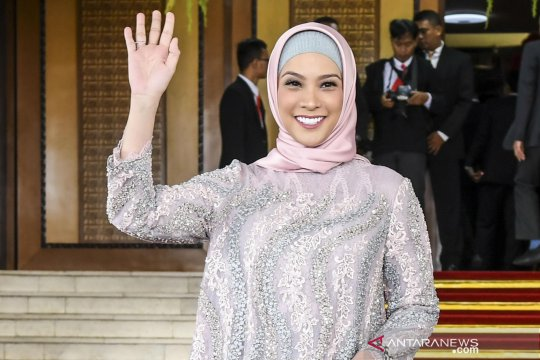 Mulan Jameela doakan Rachel Maryam lekas pulih