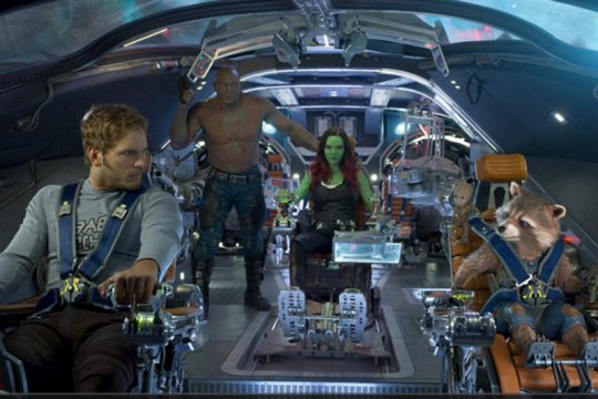 """""""Guardians of the Galaxy 3"""" syuting setelah """"Suicide Squad"""" disunting"""