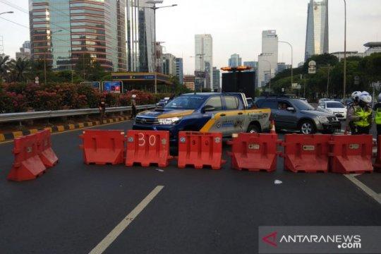 Jasa Marga: Tol Dalam Kota beroperasi normal