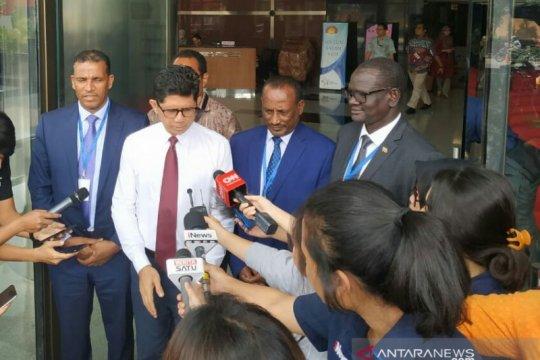 Delegasi Ethiopia ke KPK belajar pencegahan korupsi