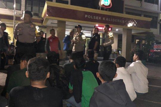 Polsek Kalideres pulangkan pelajar hendak demo di DPR