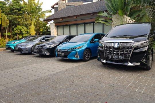 Toyota sebut pesanan Crown Hybrid untuk mobil menteri bertambah 3 unit