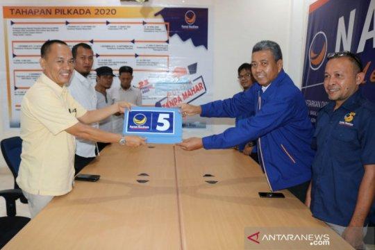 Dua kader NasDem berebut dukungan partai maju Pilkada Palu