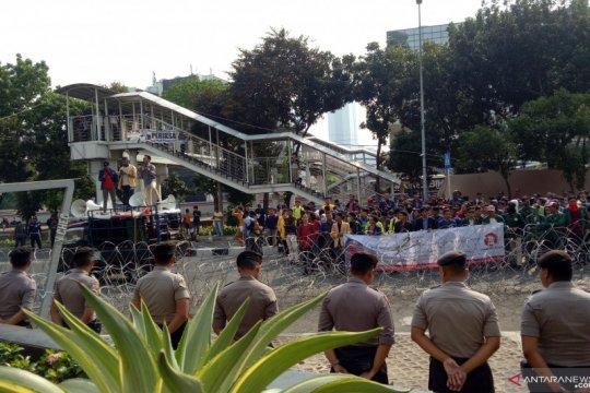 BEM Jakarta tuntut percepat pelantikan pimpinan KPK