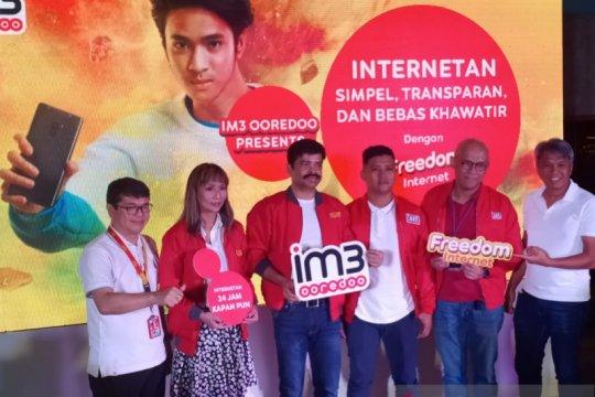 Indosat Ooredoo luncurkan Paket Freedom Internet