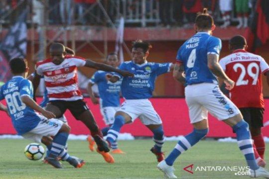 Jamu Persib Bandung, Madura United siapkan Stadion Bangkalan