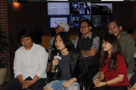 "Dendi Tambunan tahan logat Batak di film ""Horas Amang"""