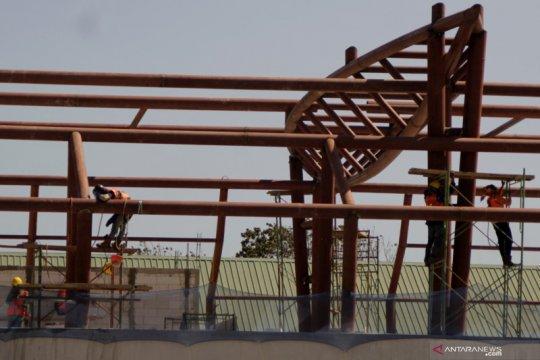 Pembangunan terminal baru bandara El Tari selesai sebelum HUT NTT