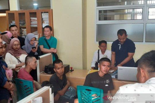 Tiga mahasiswa pelaku perusakan diperbolehkan pulang
