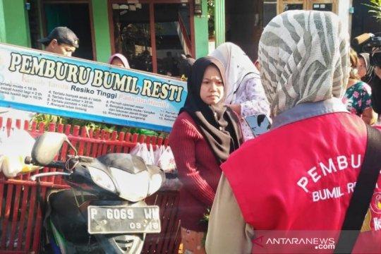 "Penjual sayur di Banyuwangi bantu ""buru"" ibu hamil berisiko tinggi"