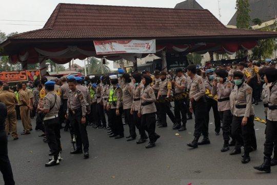 Polda Sumsel siagakan 700 personel amankan aksi mahasiswa