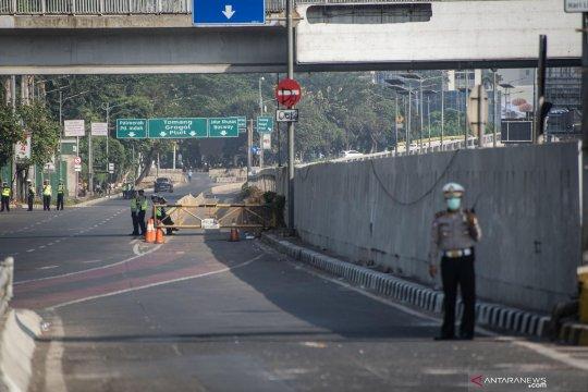 Polda Metro siapkan rekayasa arus kendaraan di sekitar Gedung DPR RI