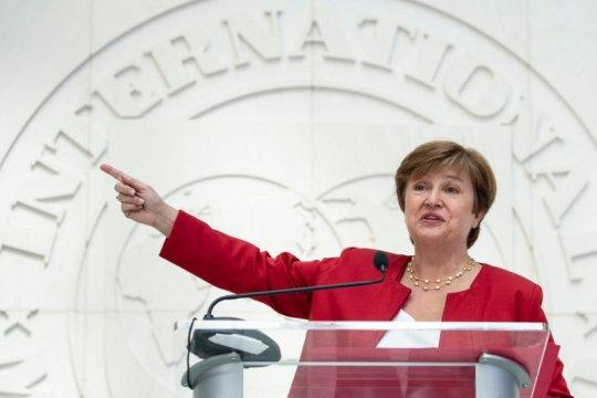Profil: Ekonom Bulgaria Kristalina Georgieva memulai tugas ketua IMF