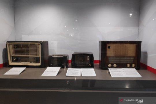 """Mengenang televisi dan kamera """"jadul"""" di Museum Penerangan"""