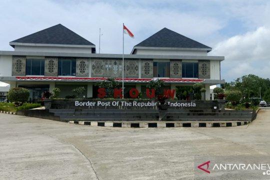 Papua Terkini - Perbatasan RI-PNG Skouw-Wutung ditutup sementara