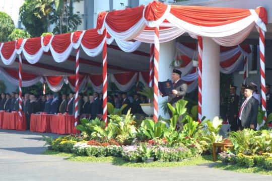 Wawali ajak warga Surabaya intropeksi diri di Hari Kesaktian Pancasila
