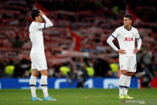 Liga Champions: Bayern Munich bantai Tottenham Hotspur 7-2