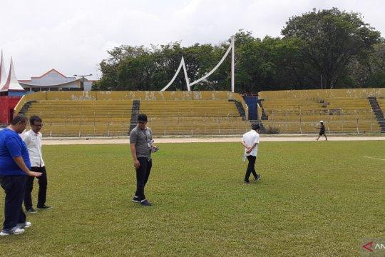 Dispora terkendala aturan perbaiki fasilitas Stadion Haji Agus Salim