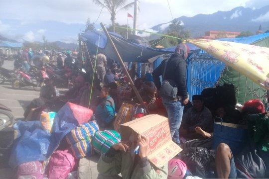 Papua Terkini - Bupati: Tidak semua yang mengungsi warga Jayawijaya