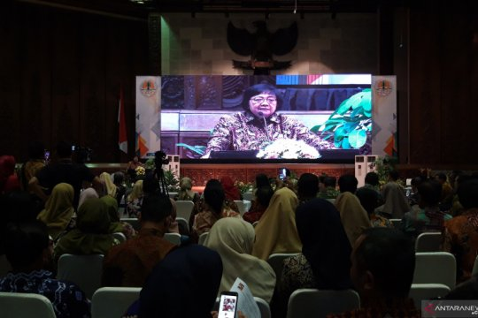 Menteri LHK: Perubahan iklim picu iklim ekstrem