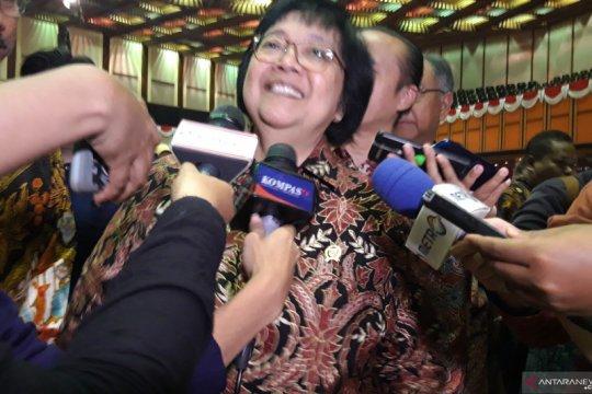Menteri LHK upayakan kurangi penggunaan batubara