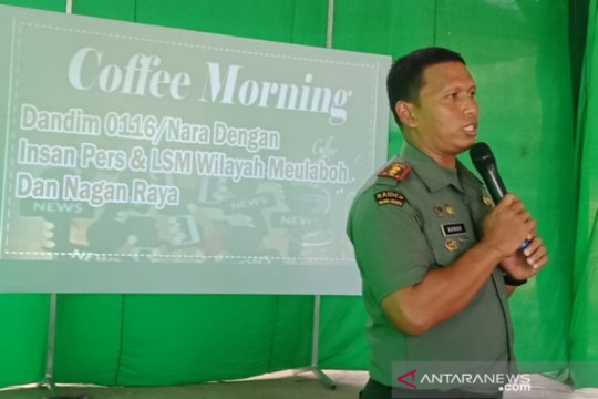 TNI jamin Aceh aman untuk investasi