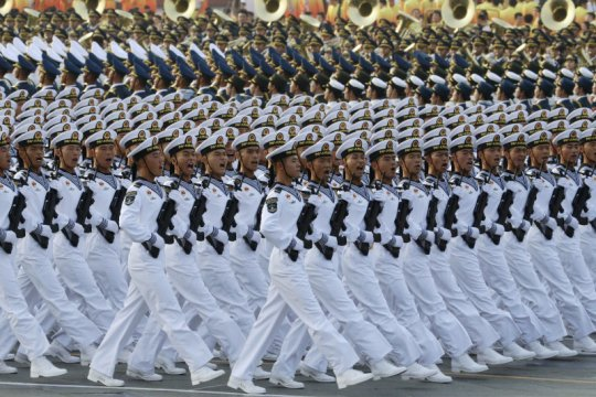 Presiden Xi keluarkan perintah mobilisasi latihan tempur