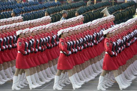 China: AS bertingkah sebagai korban