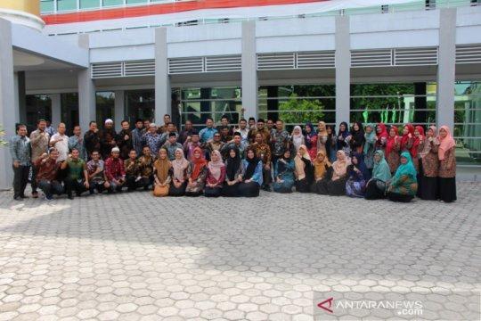 Peringati Hari Batik Nasional, ASN Kemenag Aceh serentak pakai batik