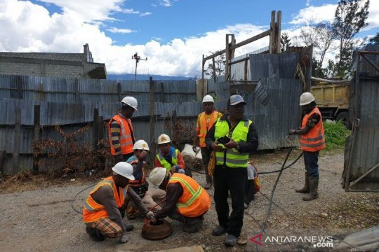 Papua Terkini- PLN: 70 persen pelanggan Wamena nikmati listrik lagi