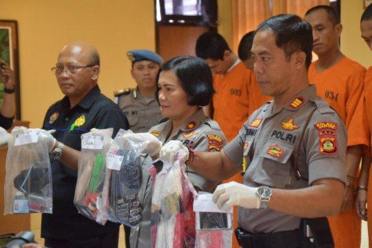 Ribuan pil koplo disita Polres Badung