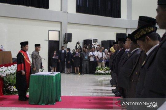Gubernur harap DPRD Papua Barat tunaikan janji kampanye