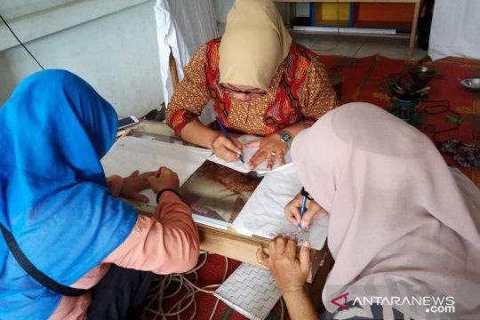 Pontianak gelar pembuatan batik tulis terpanjang se-Kalbar