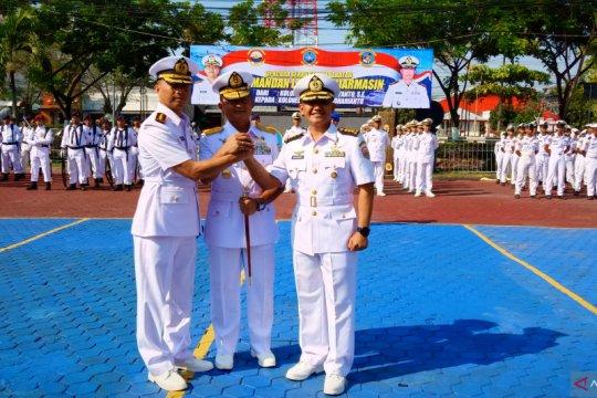 Laksma TNI Judijanto ingatkan potensi kerawanan di Kalsel dan Kalteng